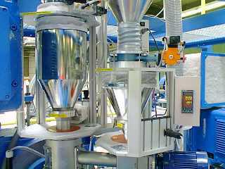 Gravimetric Co-Extrusion Systems